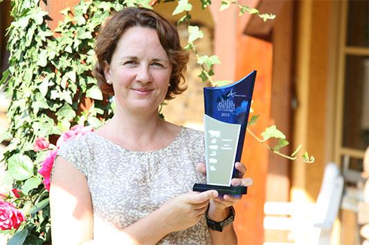 Julia Award 2013