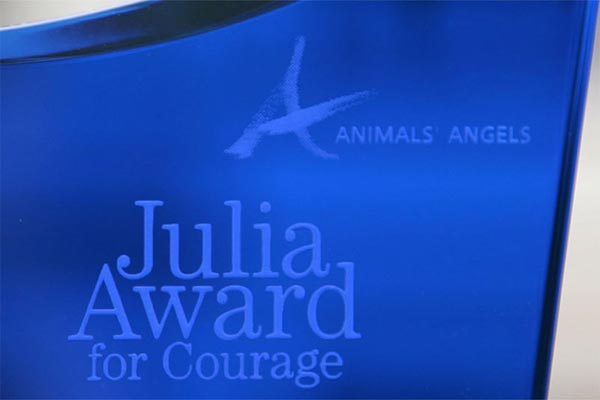 Julia Award for Courage