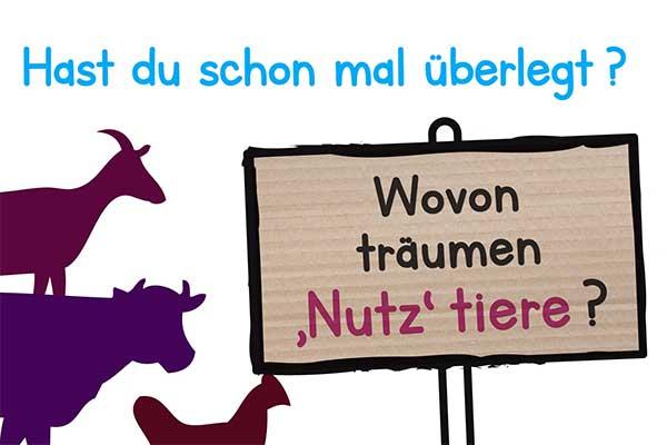 """Kinderfilm """"Wovon träumen Nutztiere?"""""""