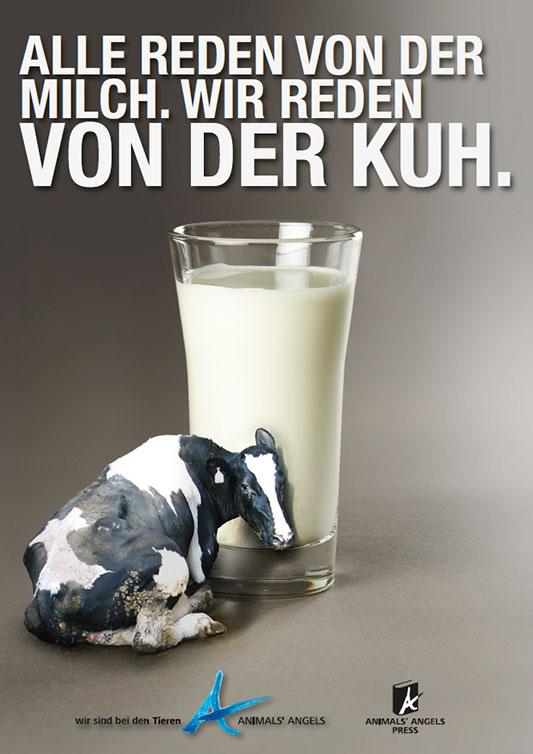Dokumentation: Alle reden von der Milch, wir reden von der Kuh