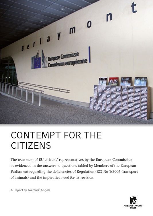 [Translate to englisch:] Dokumenation: Contempt for the Citizen