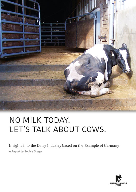 [Translate to englisch:] Dokumentation: No Milk Today, let's Talk about Cows
