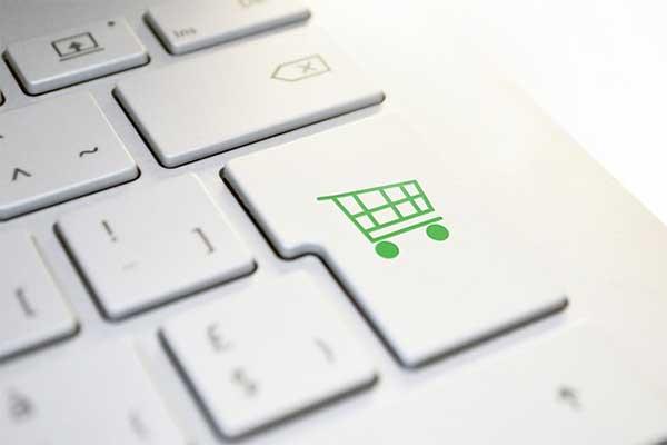 Online-Einkäufe