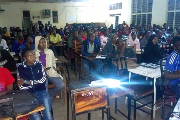 First Meeting of Animal Welfare Club in 2018/19 at LITA College in Mpwapwa