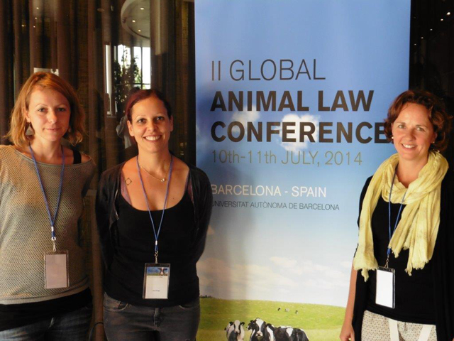 Zweite globale Tierrechtskonferenz in Barcelona