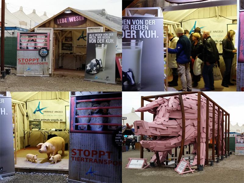Animals' Angels Infostand Tollwood Festival München