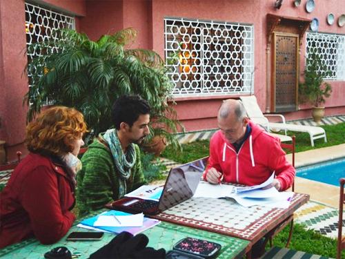 Tierschutz-Workshop Marokko, Vorbereitungen