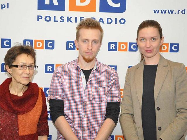 Viva! Interwencje bei Radio RDC; (C): Polskie Radio RDC