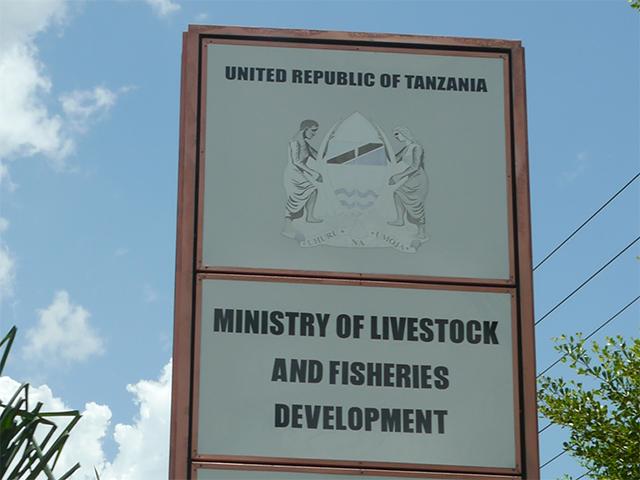 Animals' Angels zu Besuch beim Landwirtschaftsministerium in Tansania