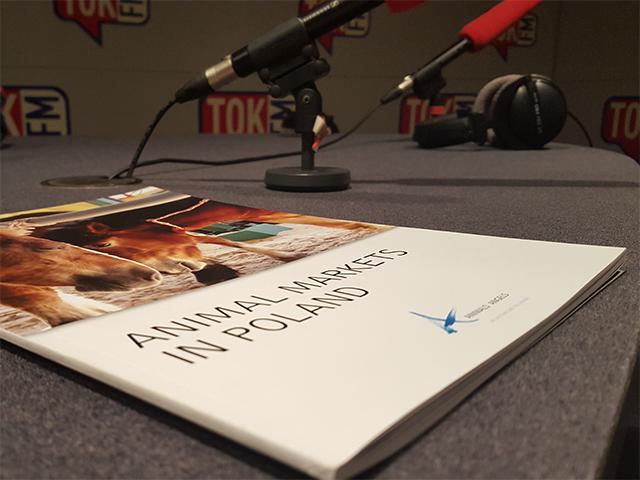 Viva! Interwencje im Interview bei TOK FM